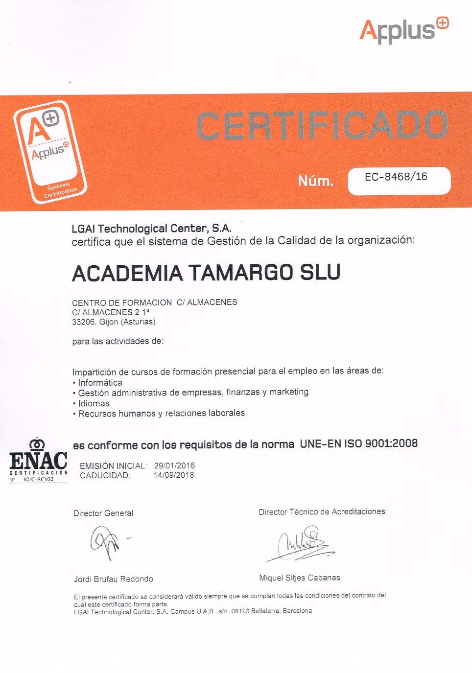 certificado digital para subir