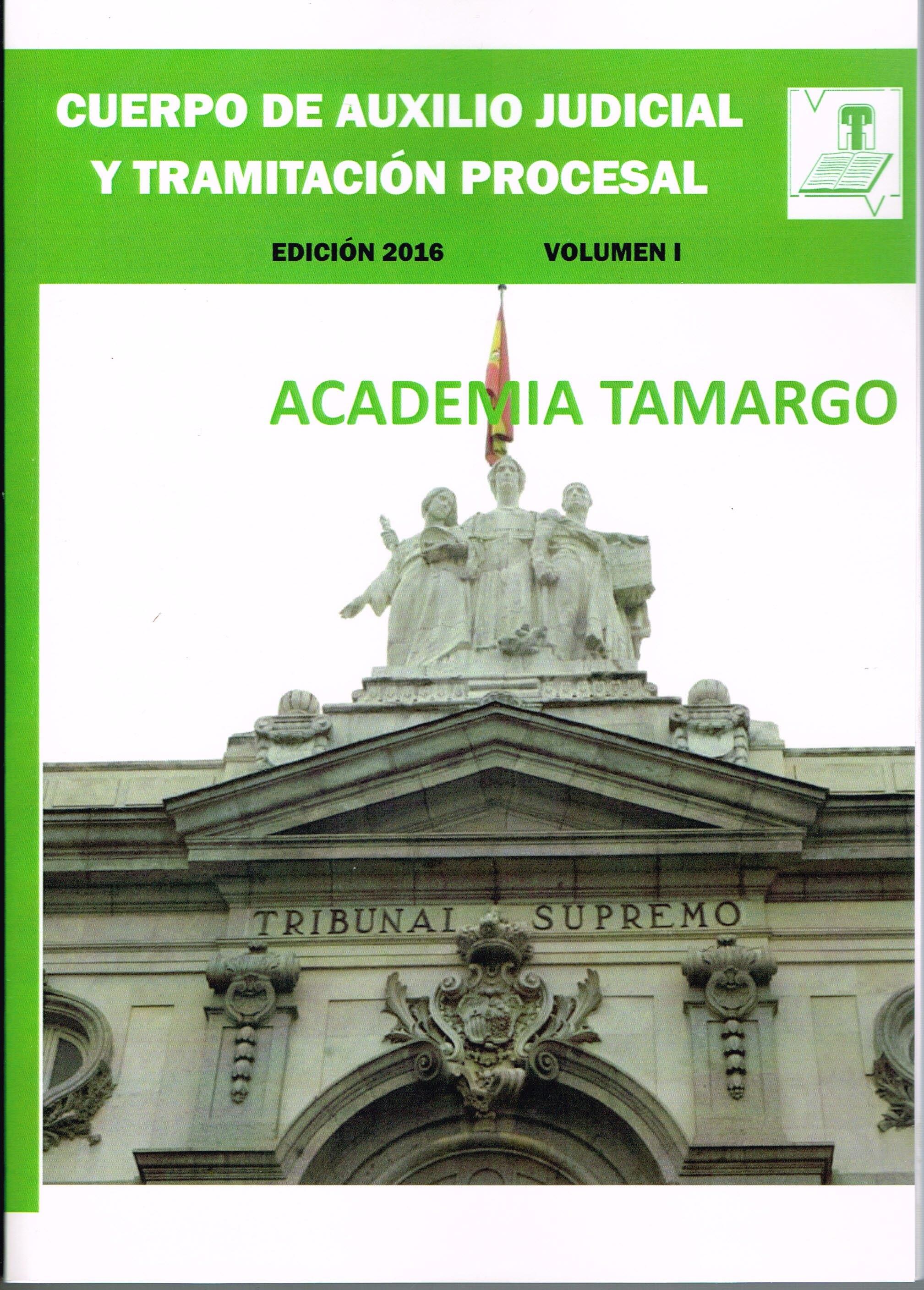PORTADA TRAMITACIÓNPROCESAL VOLUMEN I