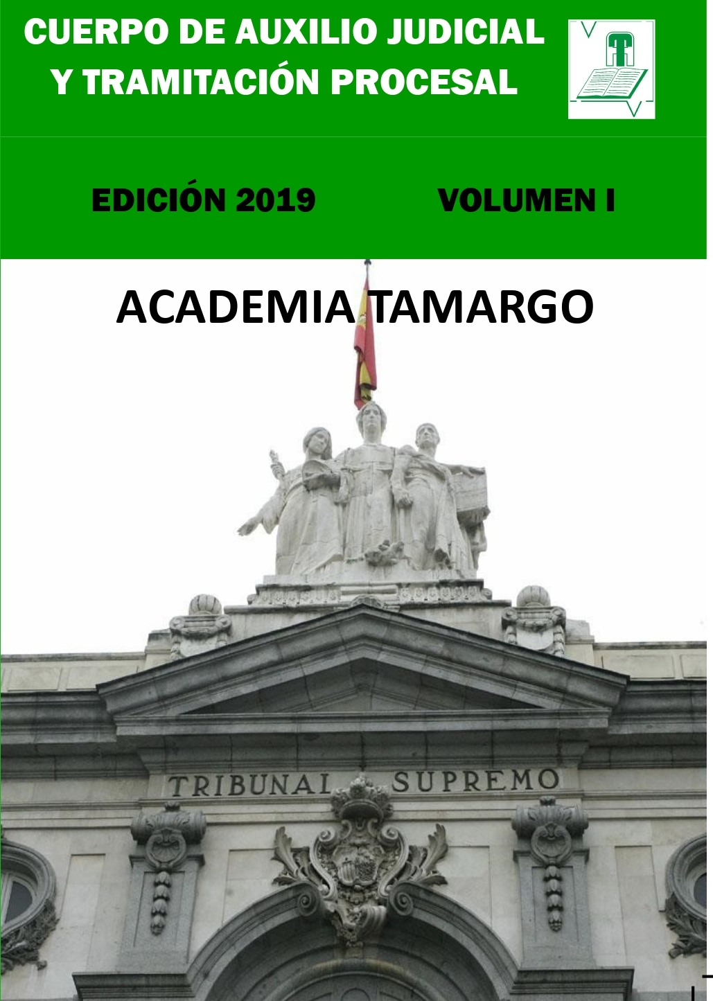 portada auxilio judicial volumen I para web