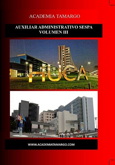 VOLUMEN III AUX. ADVO. SESPA