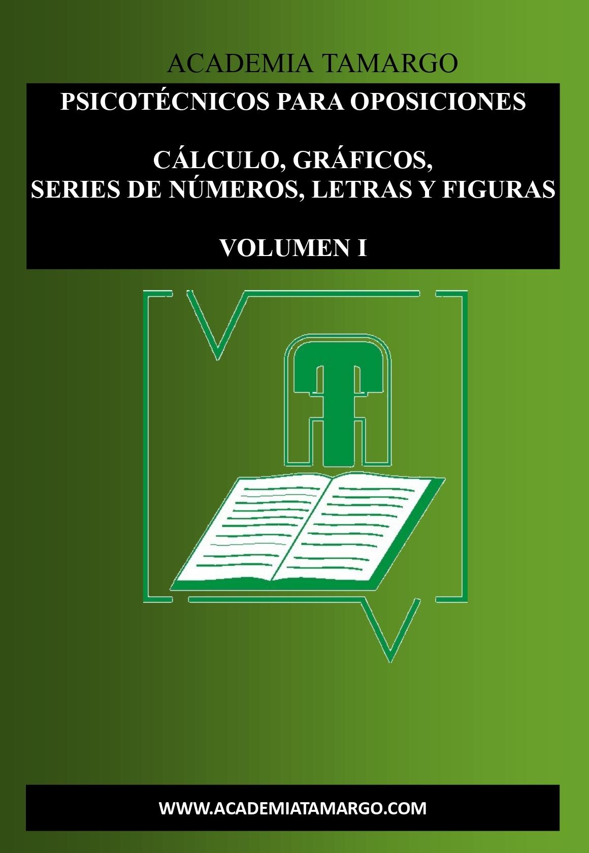 portada, contraportada y lomo de PSICOTÉCNICOS VOLUMN I_page-0001