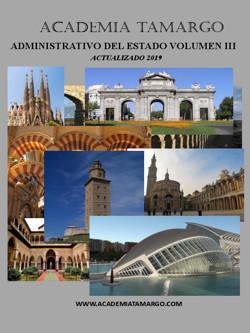volumen III advo. estado