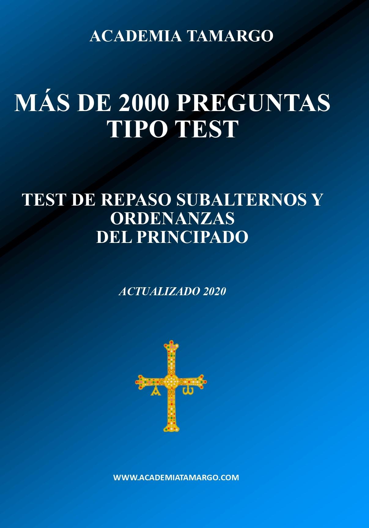 portada, TEST DE REPASO Subalternos Principado_page-0001