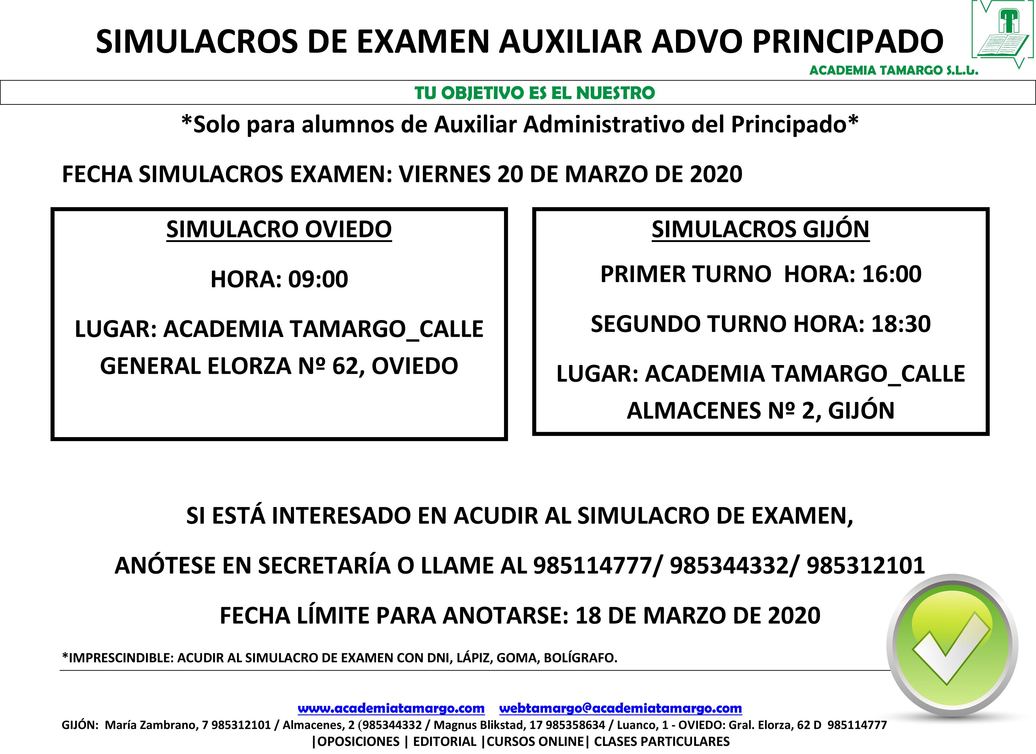 Microsoft Word – SIMULACRO AUXILIAR ADMINISTRATIVO PRINCIPADO MA