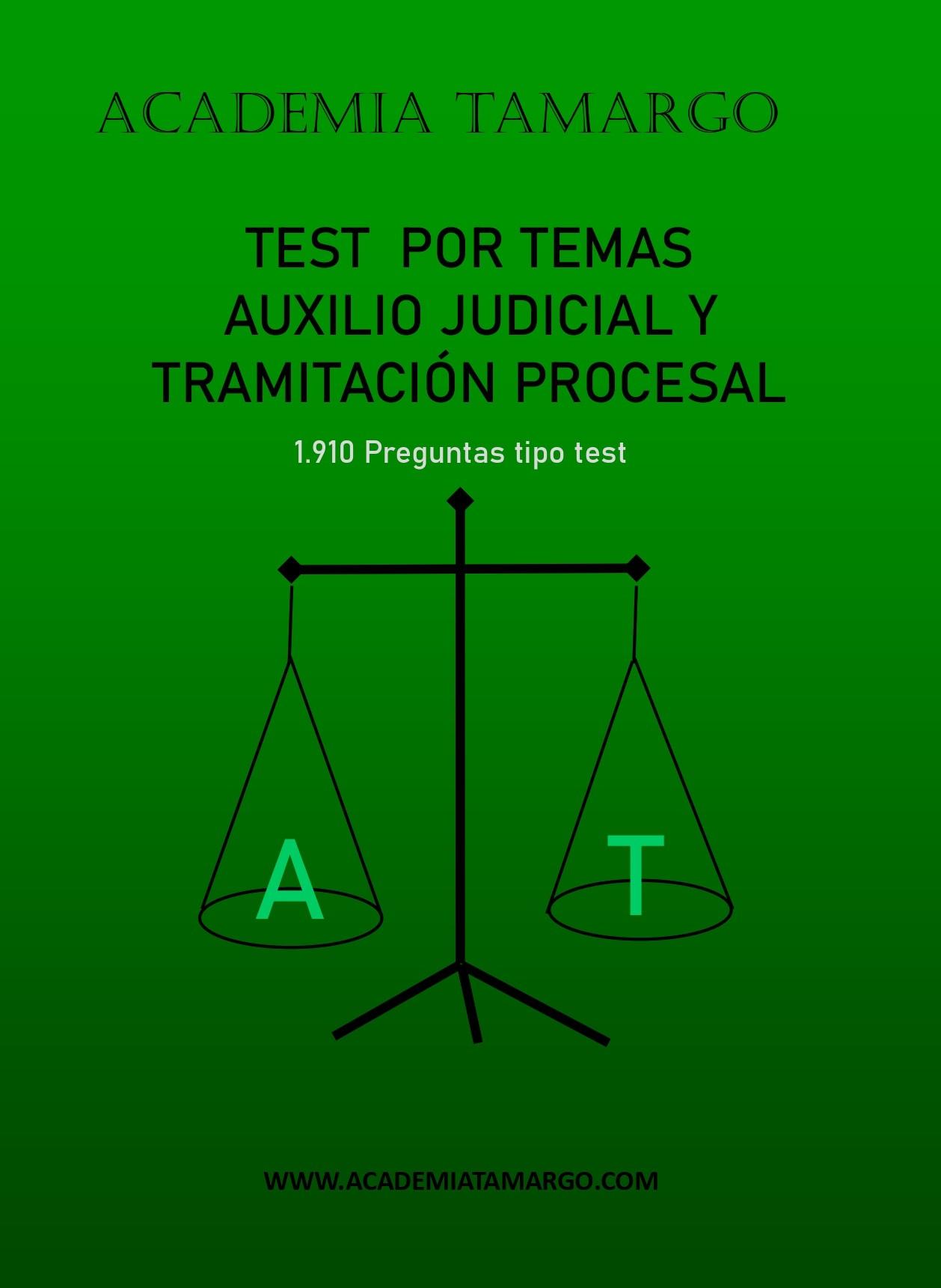 poratada, contraportada y lomo test POR TEMASde auxilio judicial y tramitación procesal_page-0001