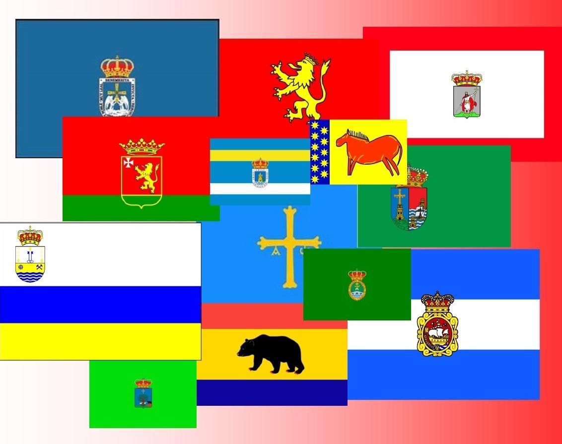 escudos asturias