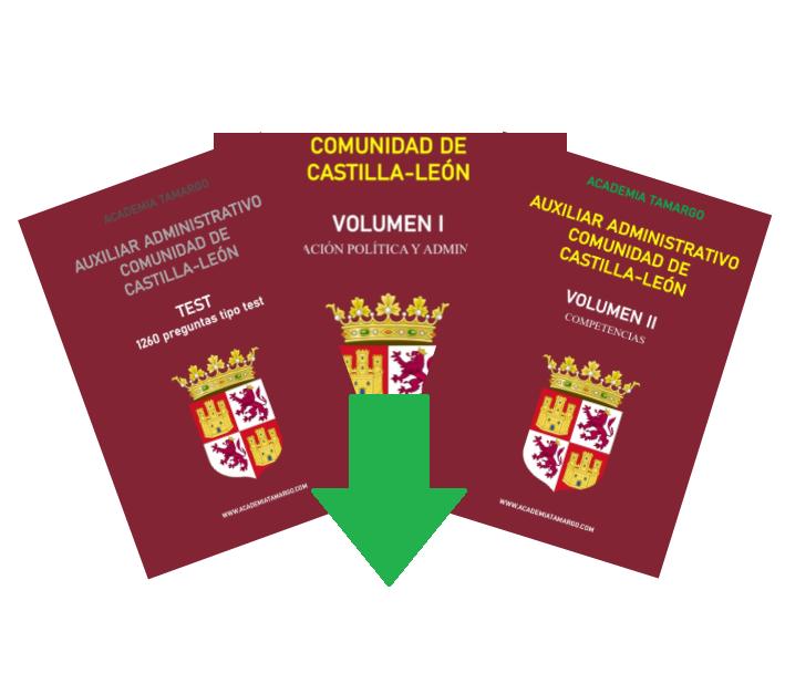 Temario Castilla y León Descargable