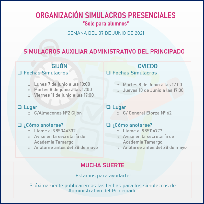 Simulacro Auxiliar Administrativo ok