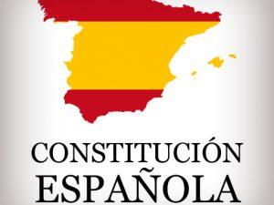 CONSTITUCIÓN ESPAÑOLA Y TEST
